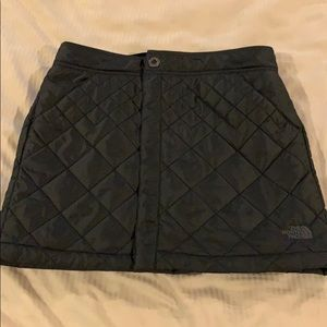 The north face primaloft quilted skirt 6